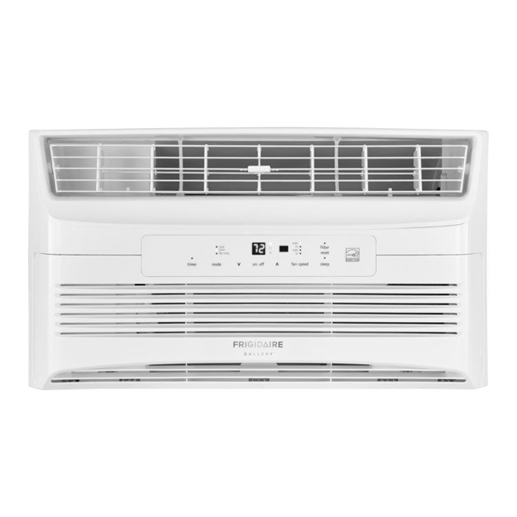 Air Conditioner 6000 Btu 115 Volt 4 3 Amps 12 2 Eer Quiet Temp With Remote Control 250 Square Foot Window Window Air Conditioner Frigidaire Air Conditioner Best Wifi