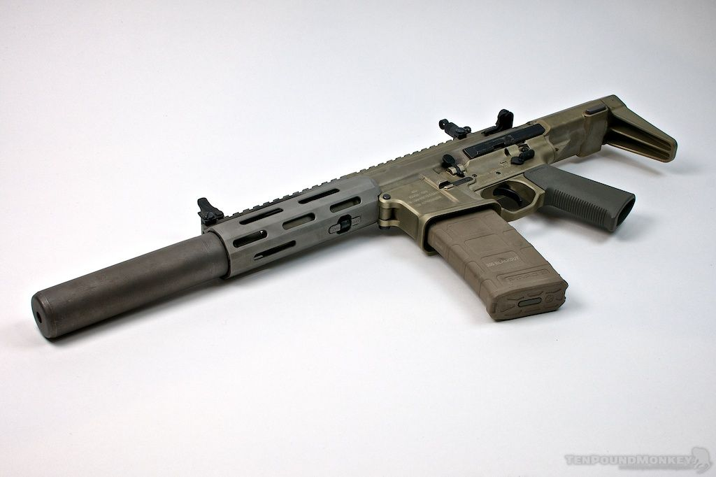 honey badger rifle  300 Blackout | Guns | Guns, Honey badger