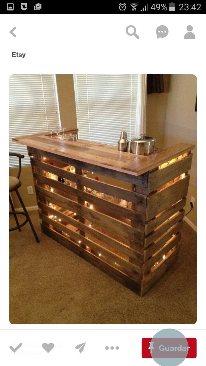 Diy With Pallets, Wooden Pallet Crafts, Wooden Pallets, Home Wall Decor,  Diy Home, Crafty Craft, Rustic Decor, Craft Ideas, Decorating Ideas