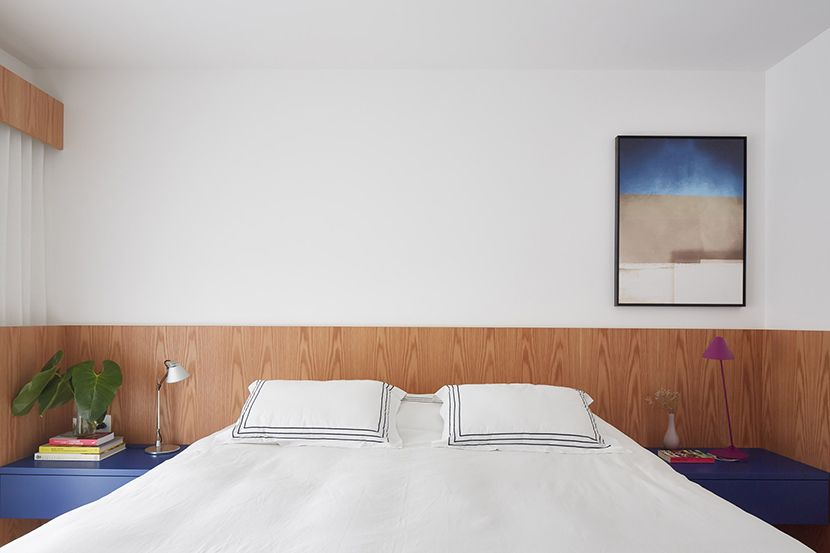 Apartamento AML / David Ito Arquitetura Dis-Up! Bedroom - charmantes appartement design singapur