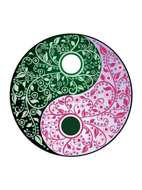 Yin Yang Color Idea Yin Yang Yin Yang Designs Ying Yang