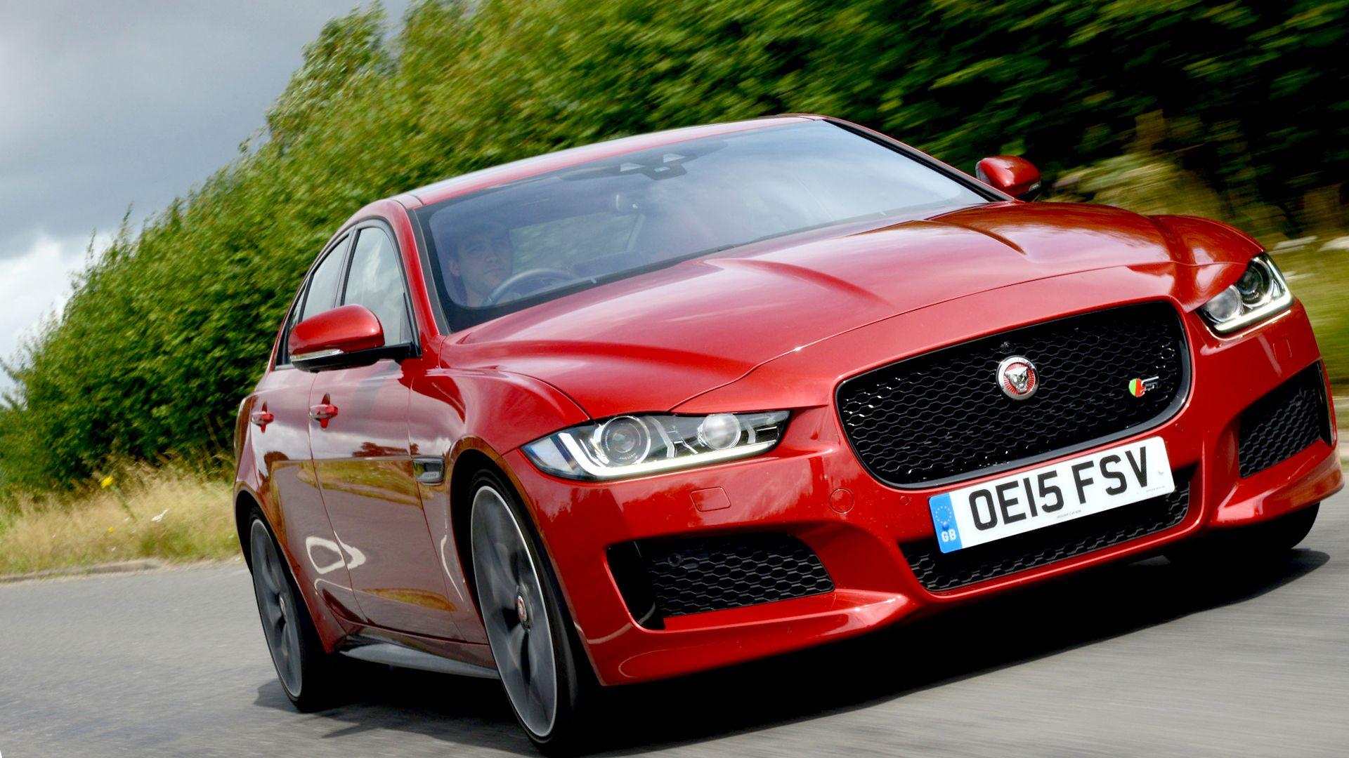 Jaguar xe release date