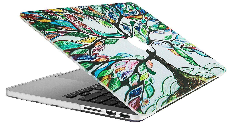Macbook Case Color Collection Colorful Tree Macbook