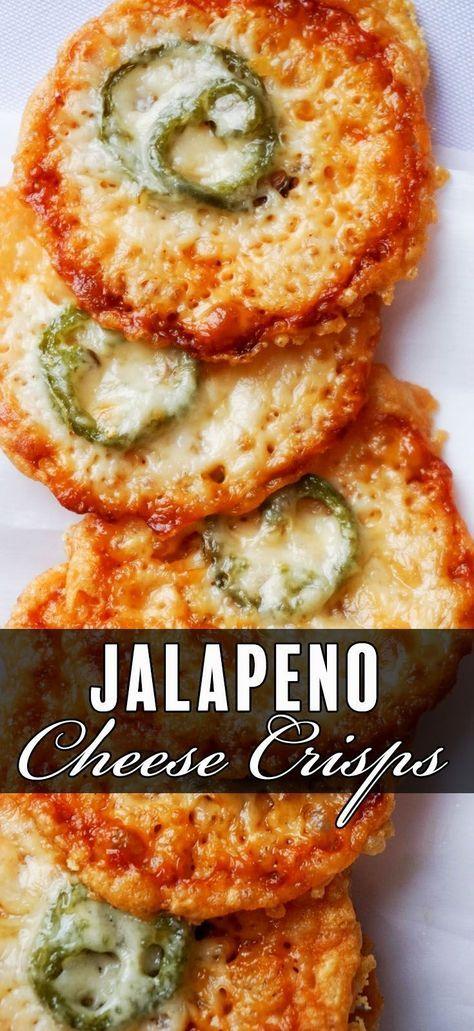 Parmesan Crisps - KetoConnect