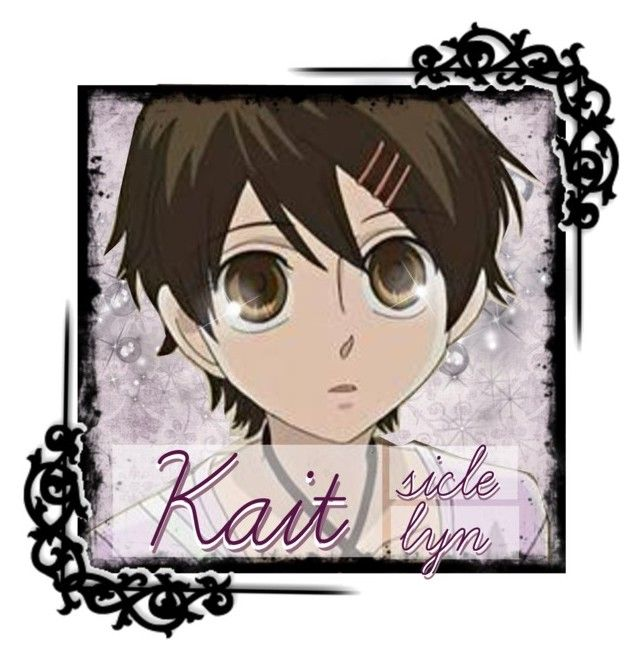 """""""Haruhi icon request for @kaitsiclekaitlyn"""" by xdarkfirex ❤ liked on Polyvore featuring art"""