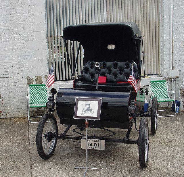 1901 Oldsmobile