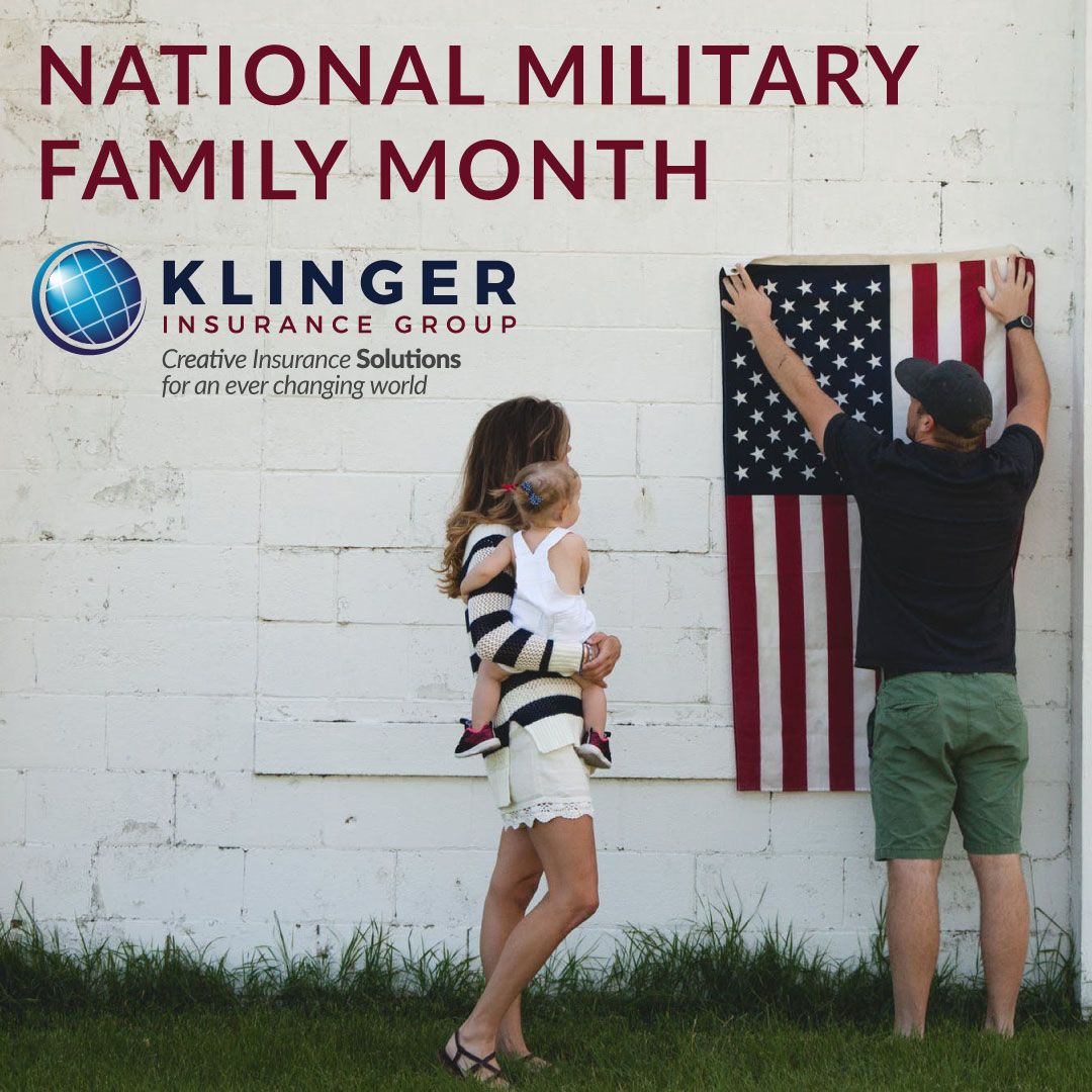 November Is National Military Family Month Military Family