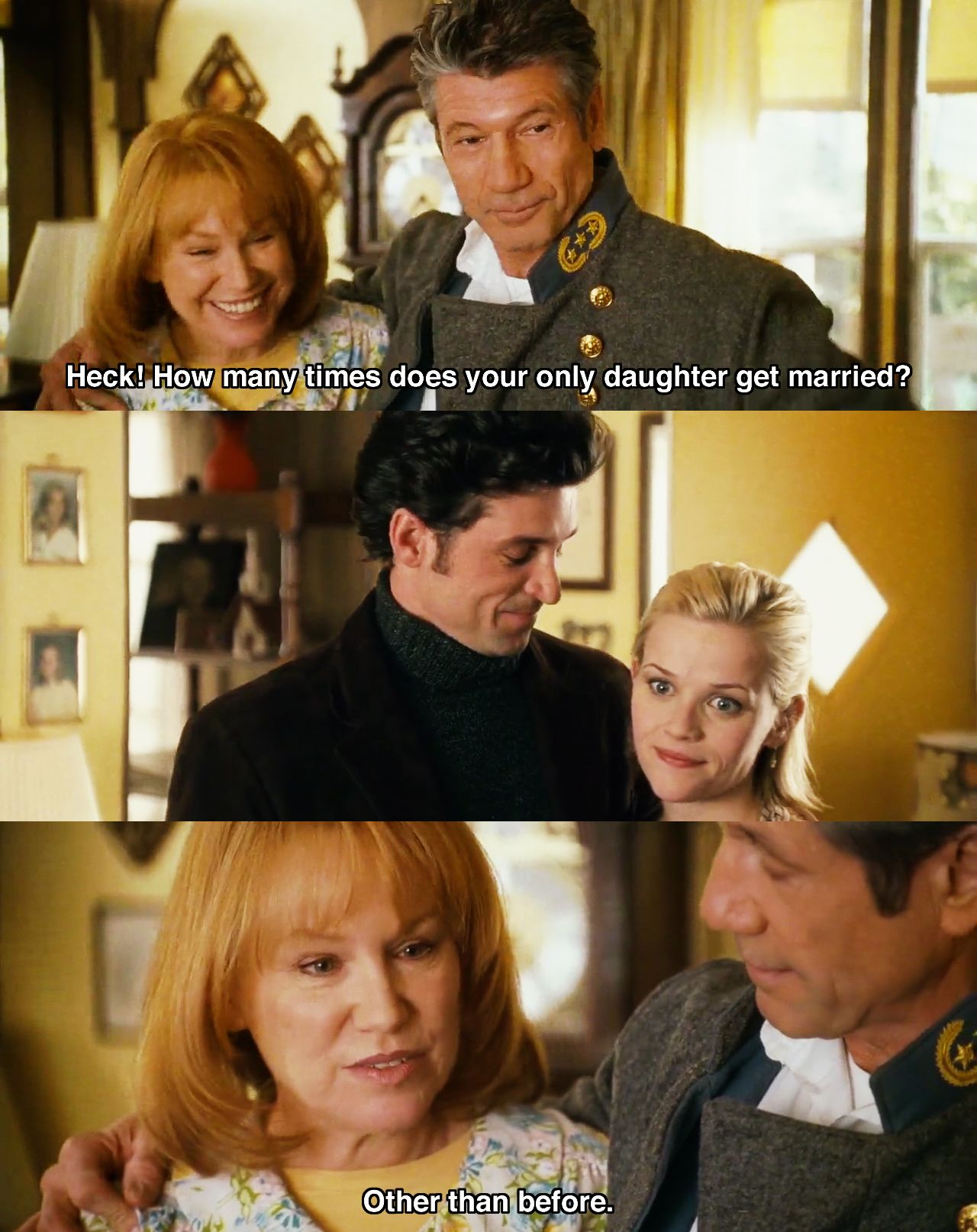 Other Than Before Sweet Home Alabama 2002 Movie Quotes