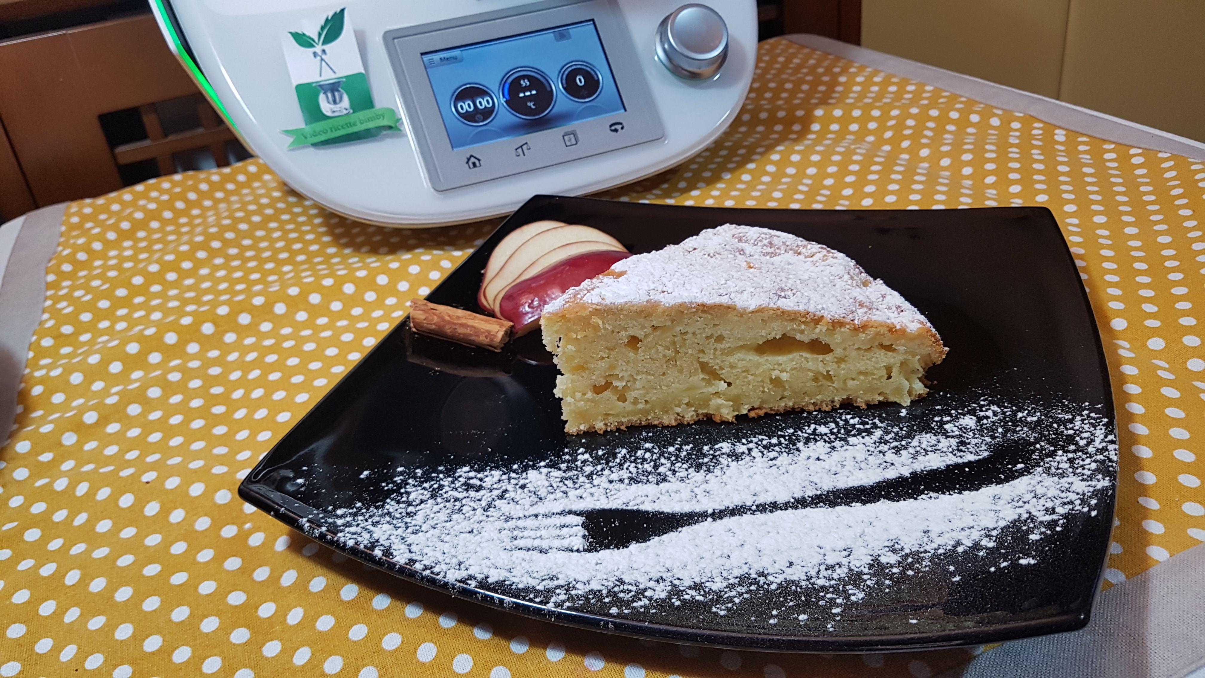 Torta Mele E Mascarpone Fatta Con Il Bimby Per Tm5 E Tm31