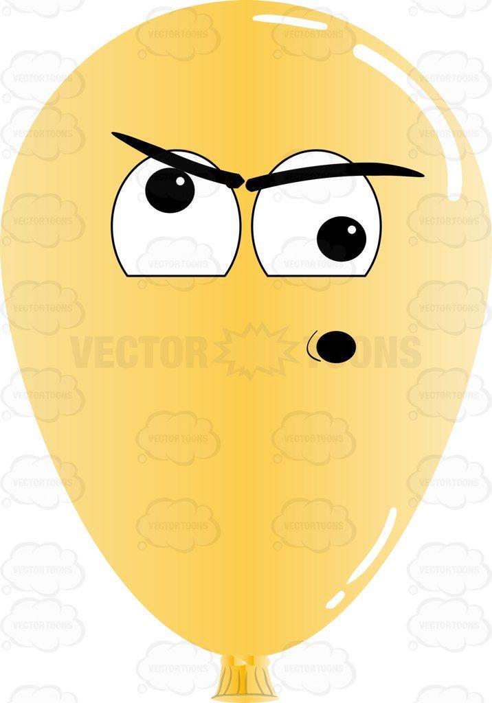 Screwball And Nuts Balloon Emoji Emoji Balloon Balloons Balloon Lights