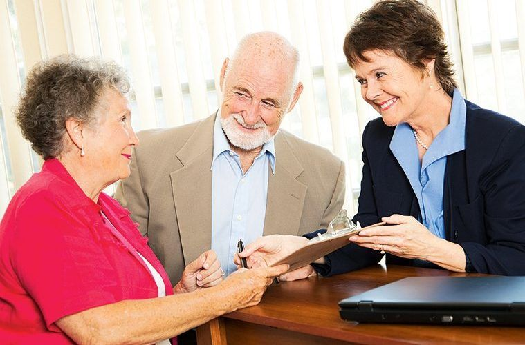 Before you tie the knot again life insurance for seniors
