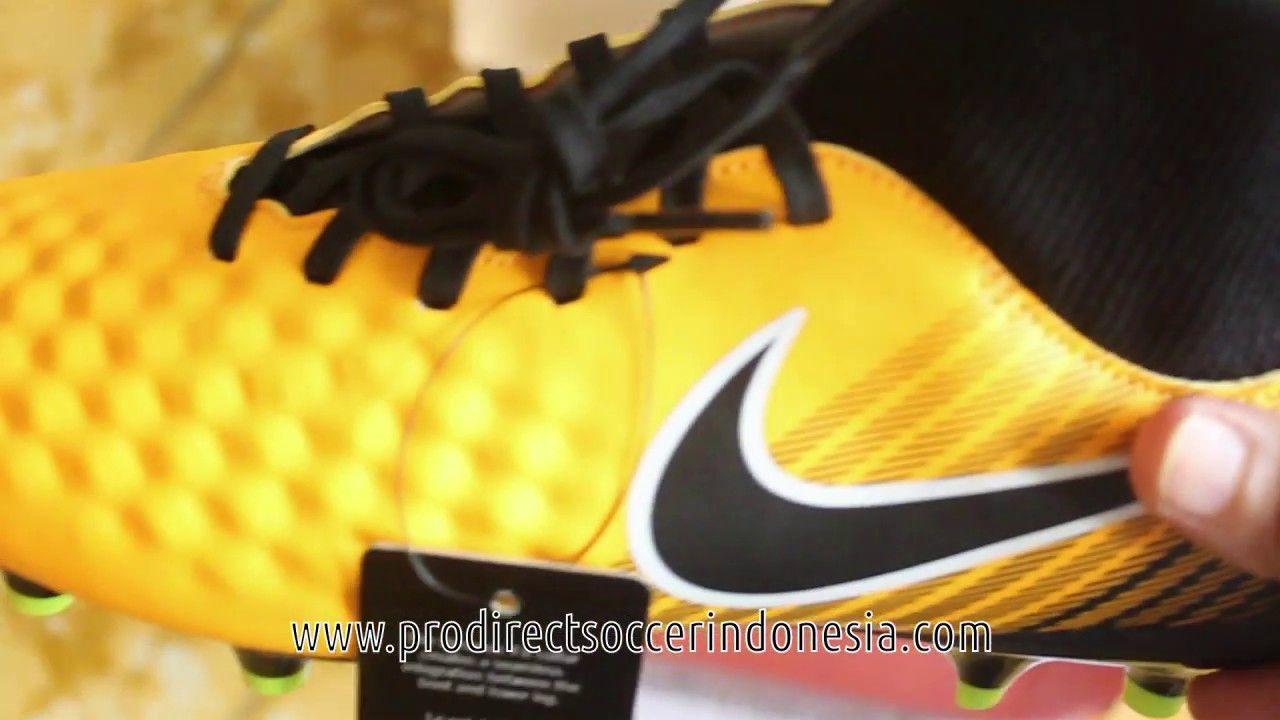 Sepatu Bola Nike Magista Onda Ii Df Fg Laser Orange 917787 801