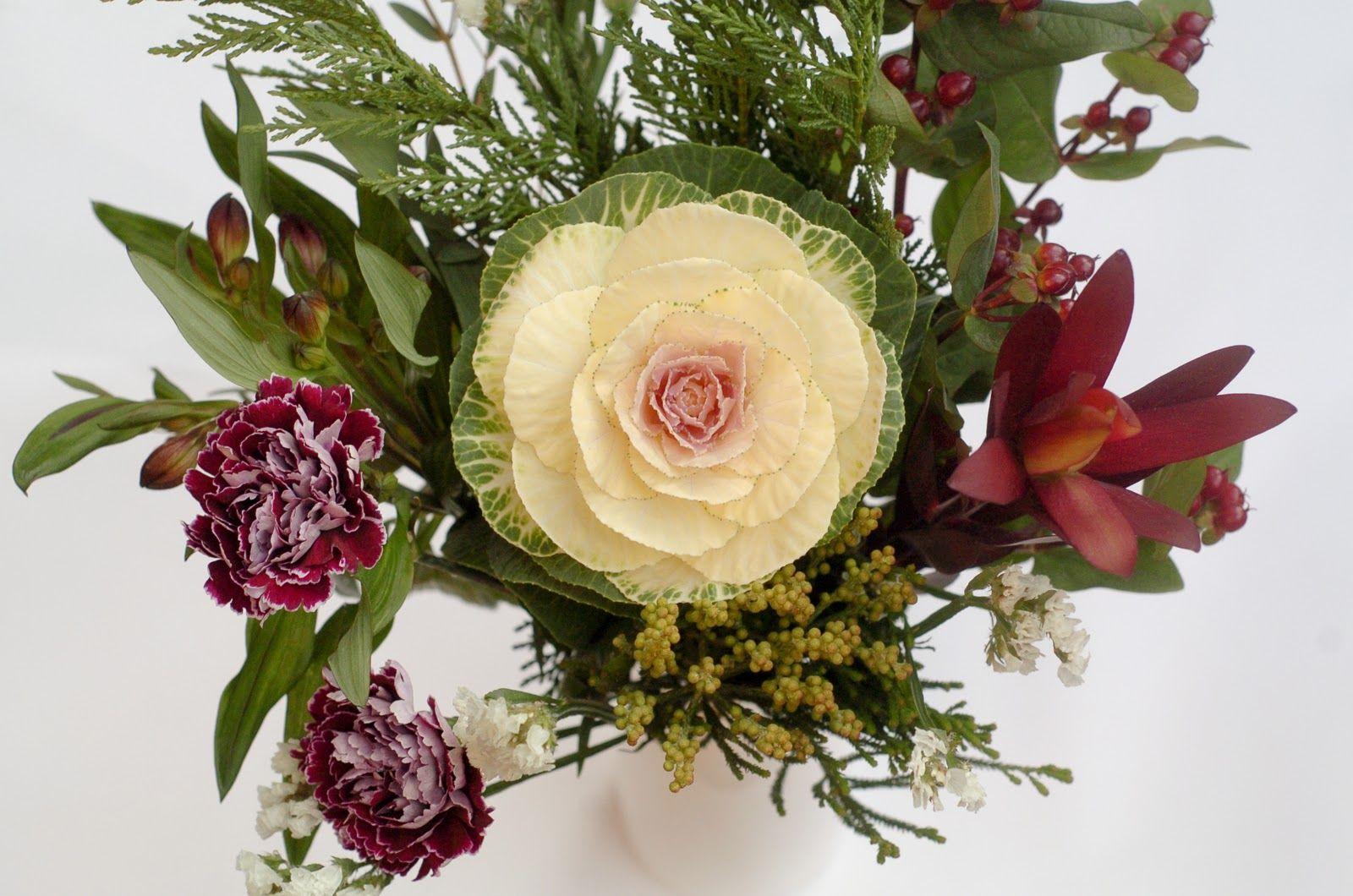 cabbage flower Cabbage flowers, Pretty flowers, Bouquet