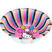 Hello Kitty Party bowls