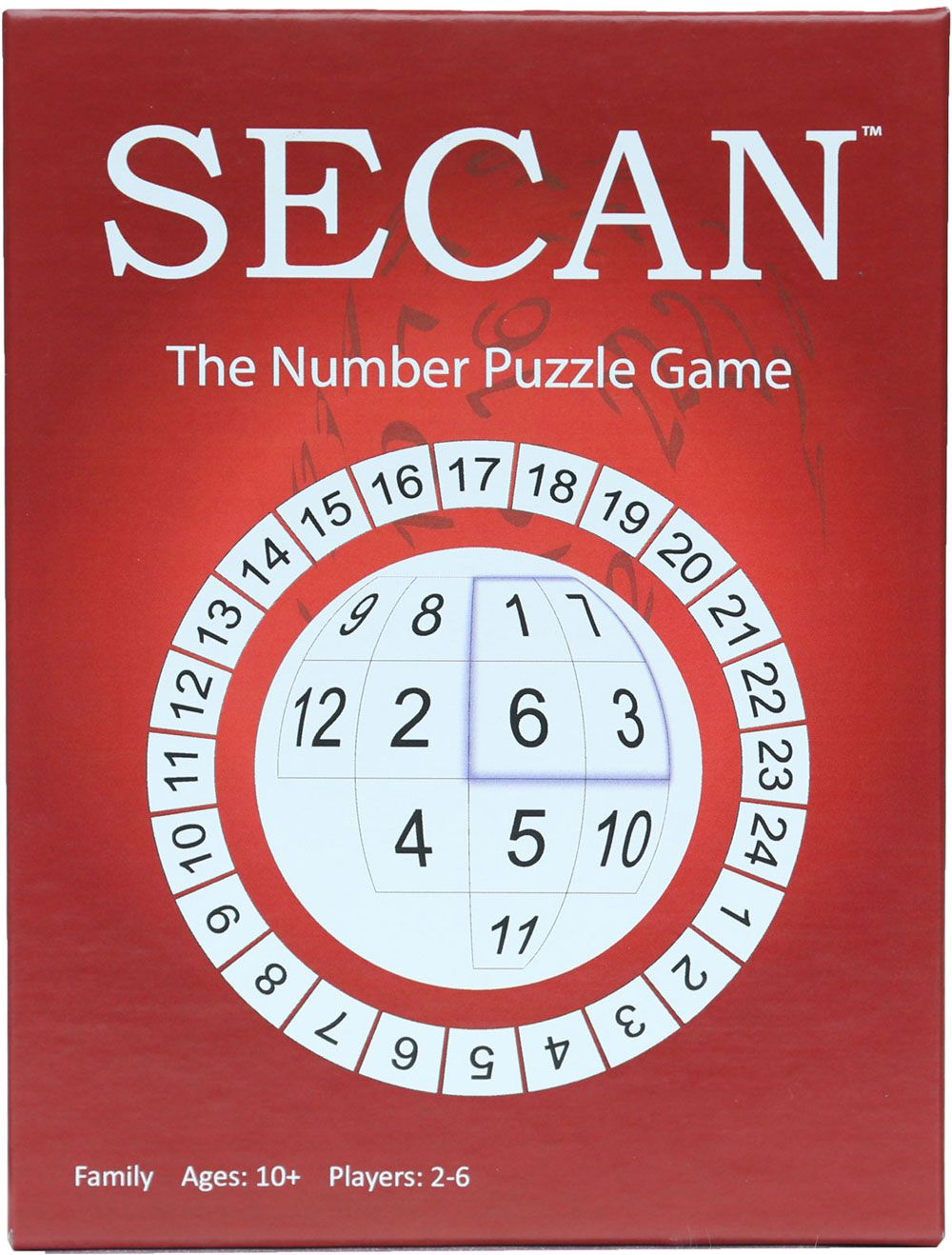 SECAN, the number puzzle game Number puzzle games