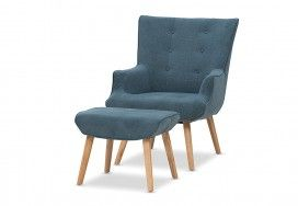 Erin Fabric Accent Chair Amart Furniture Living Room Accent
