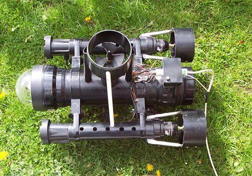ROV Robot Submariner