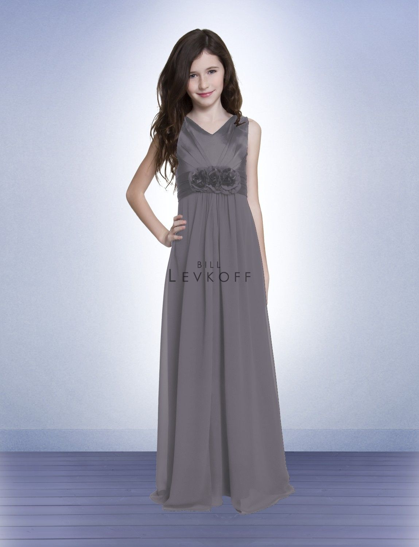 Paige junior bridesmaid dress style wedding pinterest