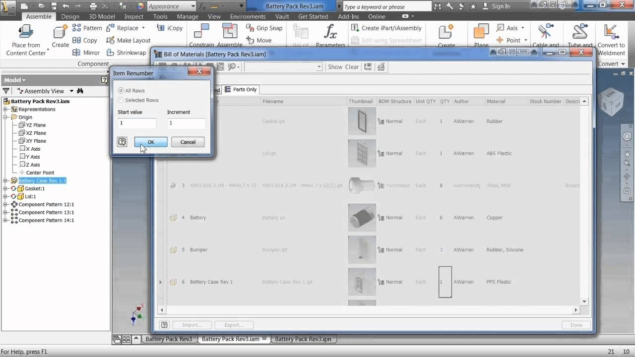 Learn Inventor In Under An Hour D Cad Modelling Full Tutorial