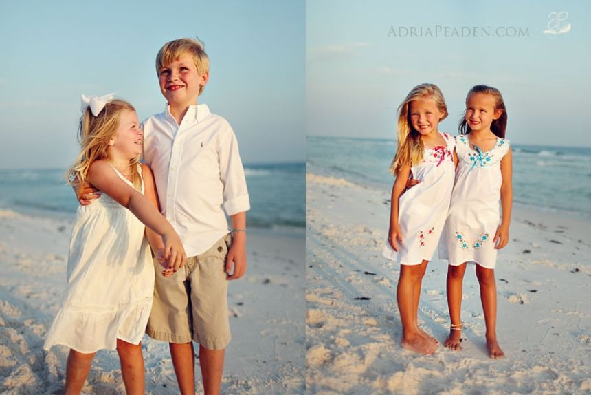Tonn Family Panama City Beach Photographer Adria Peaden