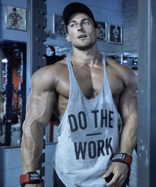 0104d709812ba Sadik Hadzovic Bodybuilding Workouts