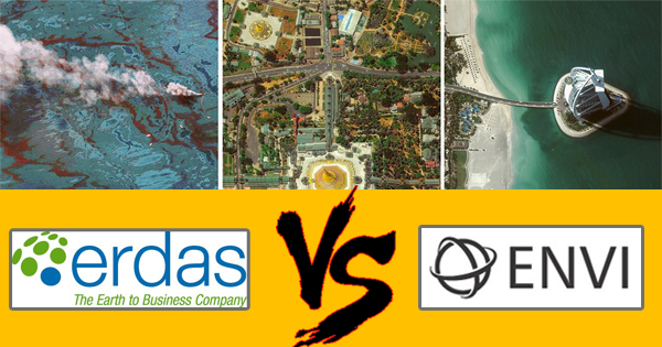 Erdas Vs Envi Which Is The Best Remote Sensing Image Processing Software Remote Sensing Image Processing Image