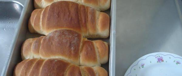 Pão da vizinha; O Verdadeiro pão caseiro! | Receitas De Luxo
