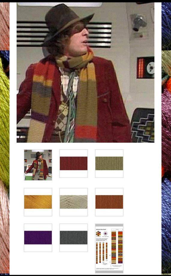 Doctor Who Knitting Patterns | Pinterest | Stricken häkeln, Stricken ...