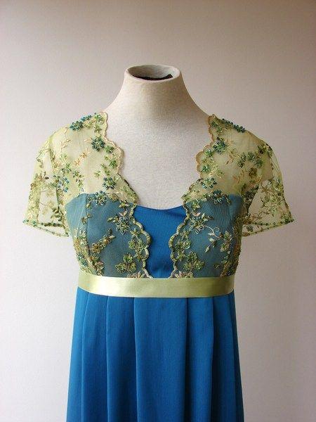 Flower-dress van LLU LLU op DaWanda.com