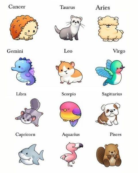 Virgo horoscope spirit animal