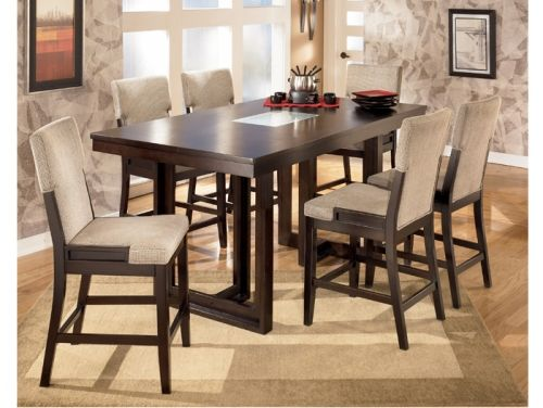 Counter Height Dining Set   Ashley Furniture   But A Better Price At  Quality Furniture In