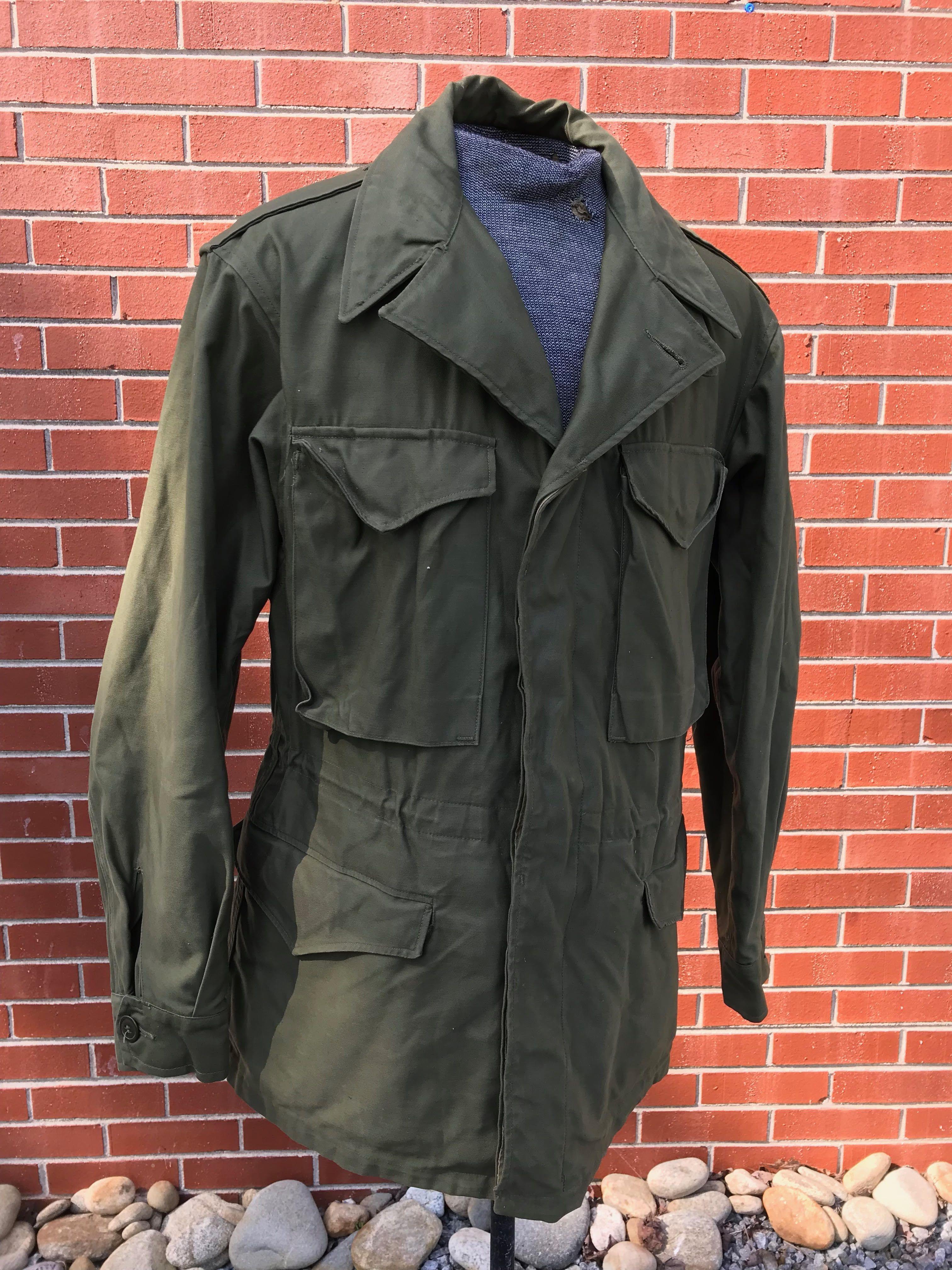 Korean War US Military M50 Field Jacket  6c836fa9df7