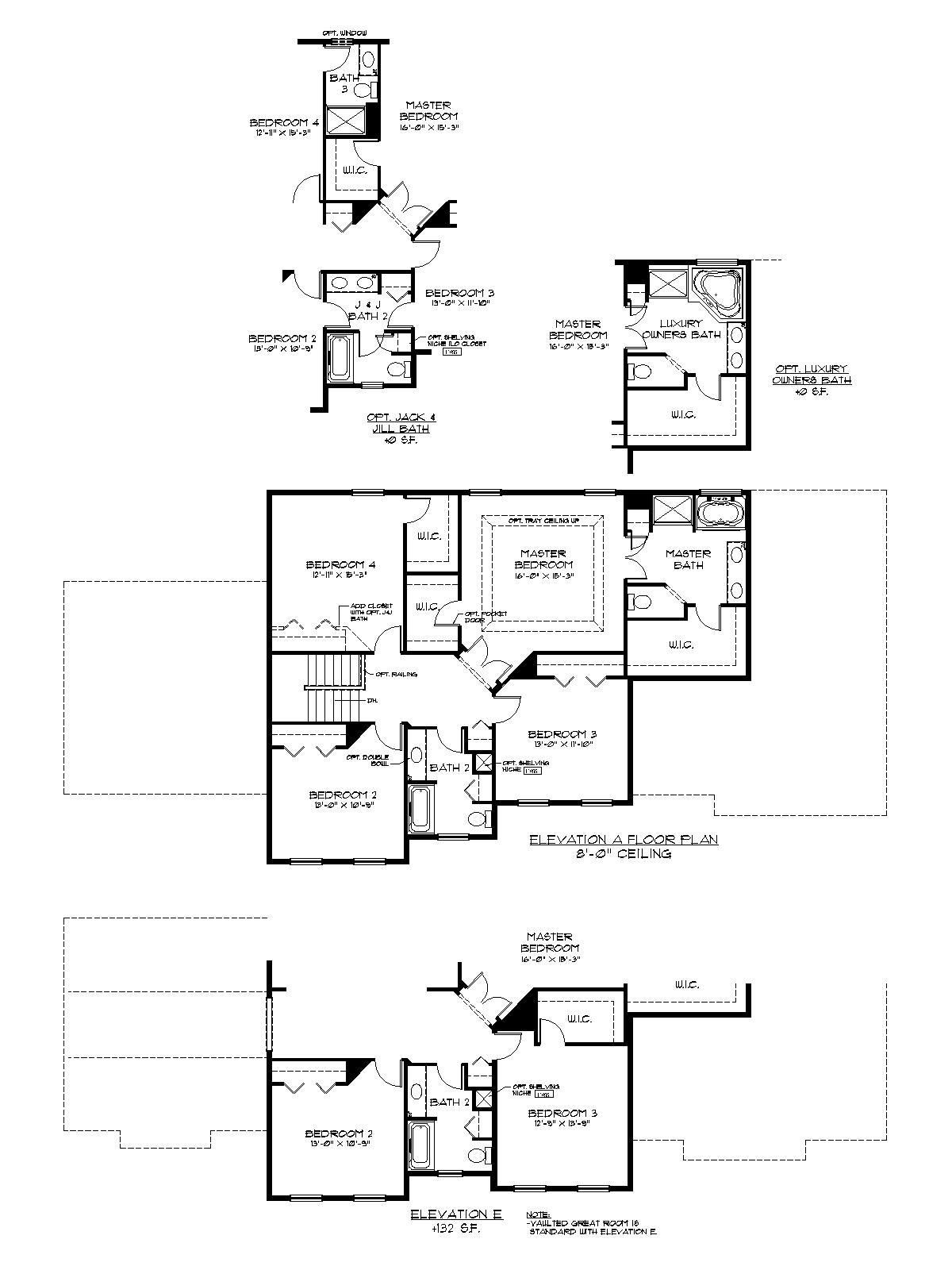 The Ariel floor plan, second floor | Floor Plans | Custom home ... on christmas story house floor plan, frodo baggins house floor plan, gatsby house floor plan, incredibles house floor plan, barbie house floor plan,