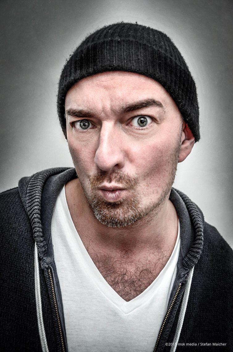 """Hatman"" / Nikon D90 #Lightroom #Photoshop #Adobe #ImageProcessing #Portrait #DodgeAndBurn #Photography #Bildbearbeitung #Fotografie #Face #Gesicht"