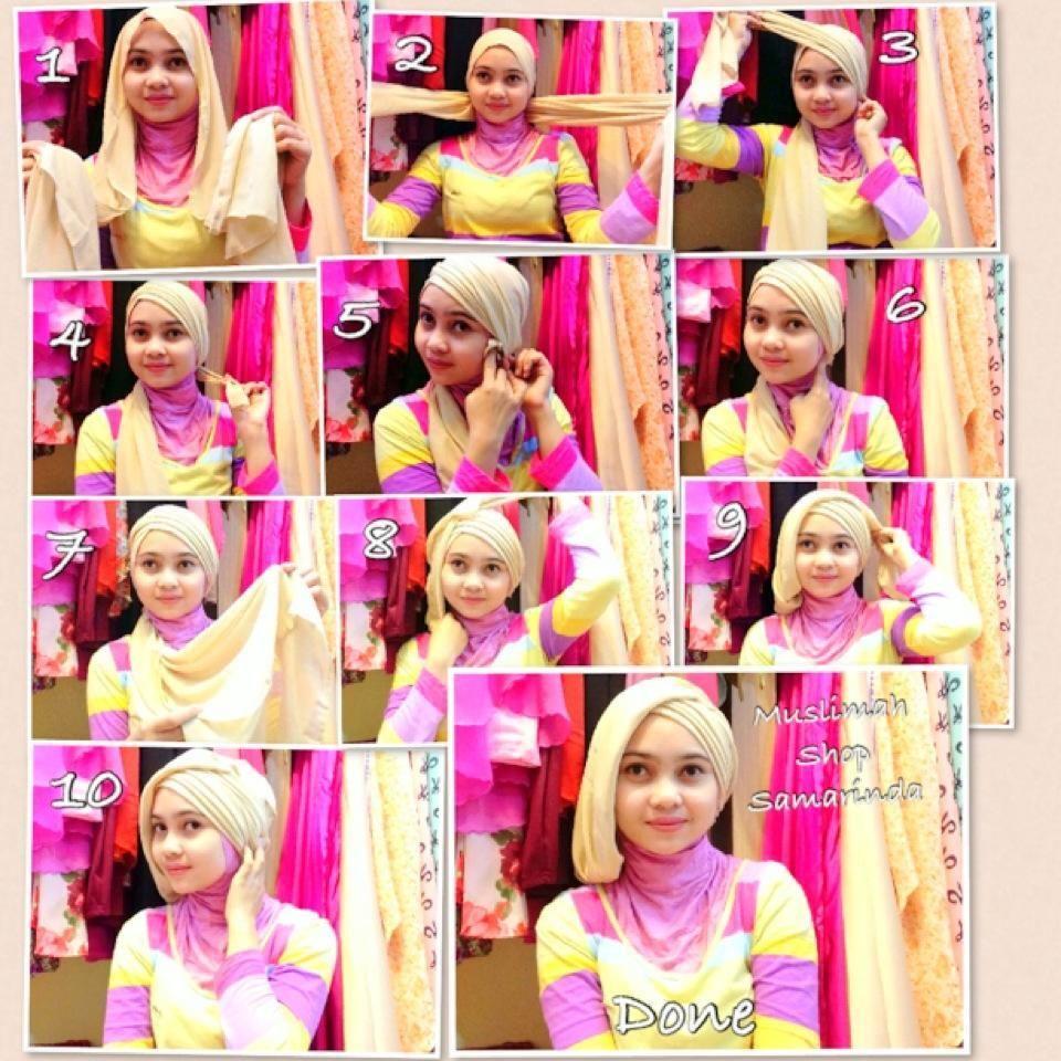 Tutorial Hijab Untuk Kebaya Penelusuran Google Fashion