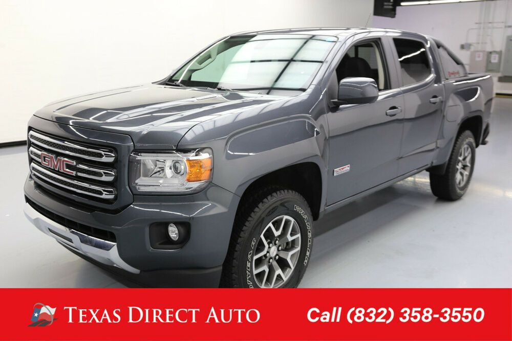 Details About 2016 Gmc Canyon 4wd Sle 2016 Gmc Canyon Gmc Canyon Gmc