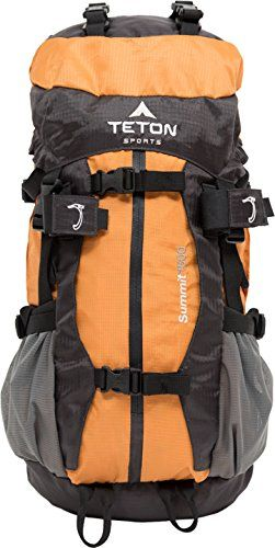 I just used this last weekend  TETON Sports Summit 1500 Ultralight Internal Frame Backpack; Backpacking Gear; Hiking Backpack for Camping, Hunting, Mountaineering, and Outdoor Sports; Free Rain Cover Included follow this link click here http://bridgerguide.com/teton-sports-summit-1500-ultralight-internal-frame-backpack-backpacking-gear-hiking-backpack-for-camping-hunting-mountaineering-and-outdoor-sports-free-rain-cover-included/ for much more detail about it. Thanks and plea