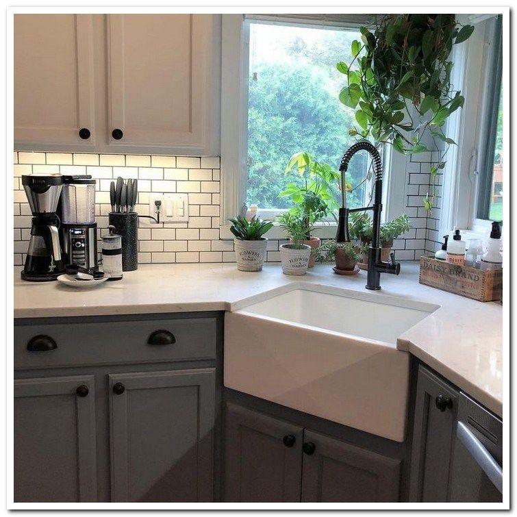 38 gorgeous small kitchen remodel ideas 25 #smallkitchendecoratingideas