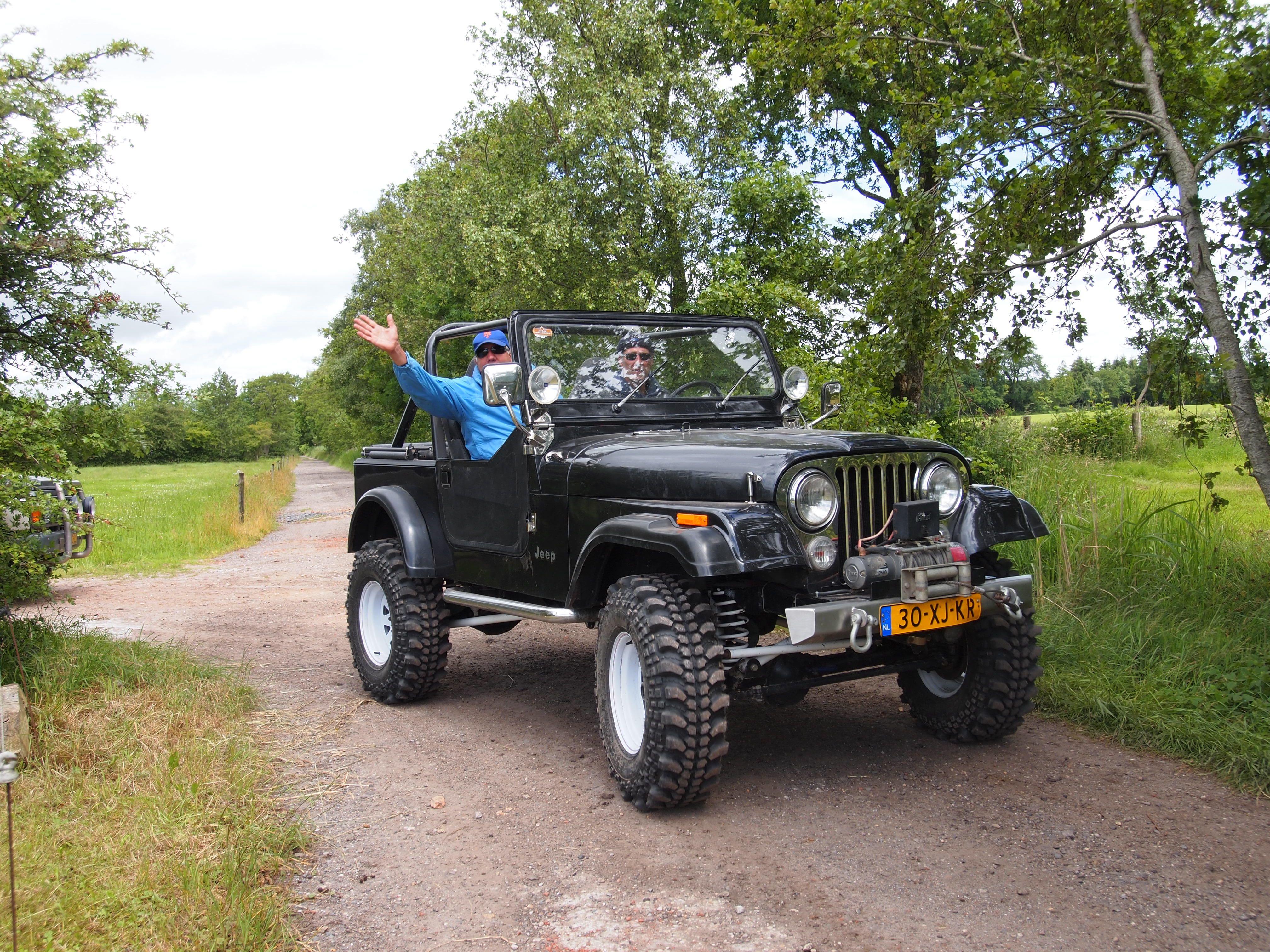 Hallo Jeep.