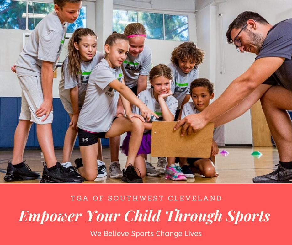 Empower Your Child Through Sports In 2020 Sports Programme Sports Children