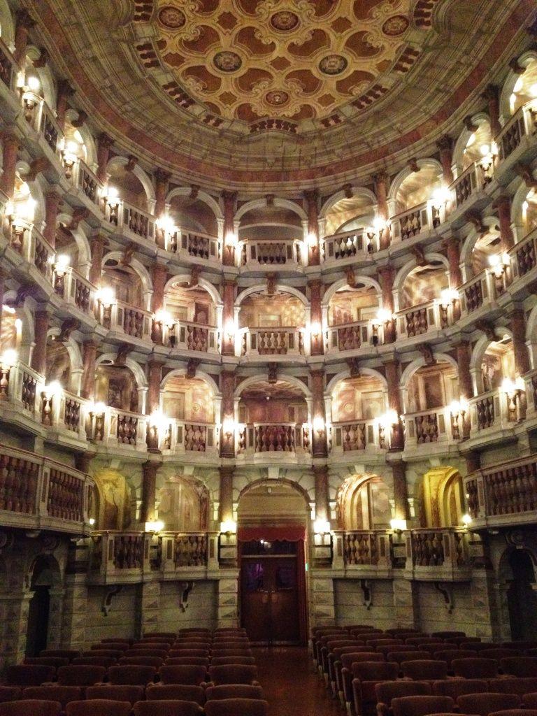 Mântua e Sabbioneta: pérolas Unesco na Lombardia @milaonasmaos
