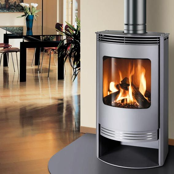 Rais Gabo Gas Stove Modern Beautiful Corner Gas Fireplace