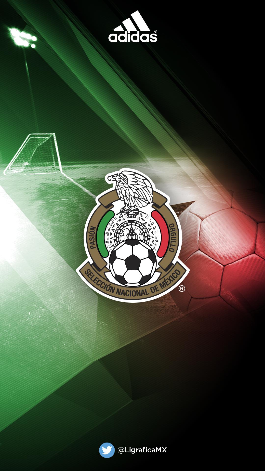 Selección Mexicana  LigraficaMX 21 04 15CTG  1de6a9f21ae63