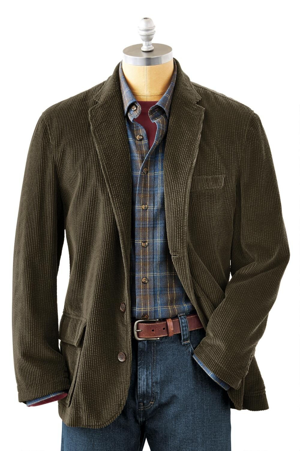 Manana Cord Sport Coat Territory Ahead Sports fashion