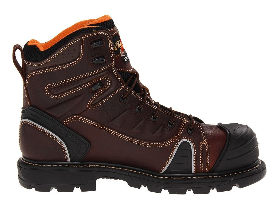 Thorogood 6 Lace To Toe Composite Toe Work Boots Work Boots Men Boots