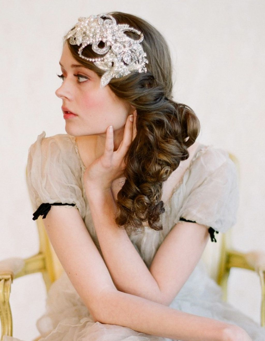 1920s hairstyles for long hair is delightful ideas which can be