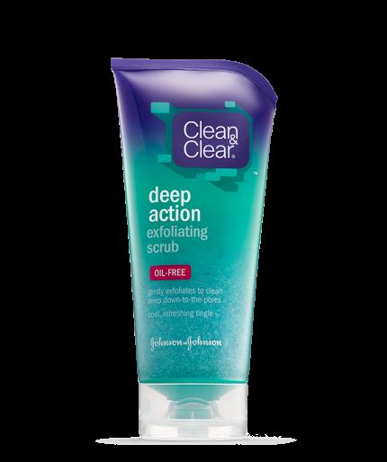 Neutrogena Deep Clean Invigorating Foaming Face Scrub With