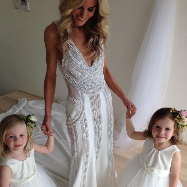 Jaton Size 6 Wedding Dress Couture Wedding dress and Ball gowns
