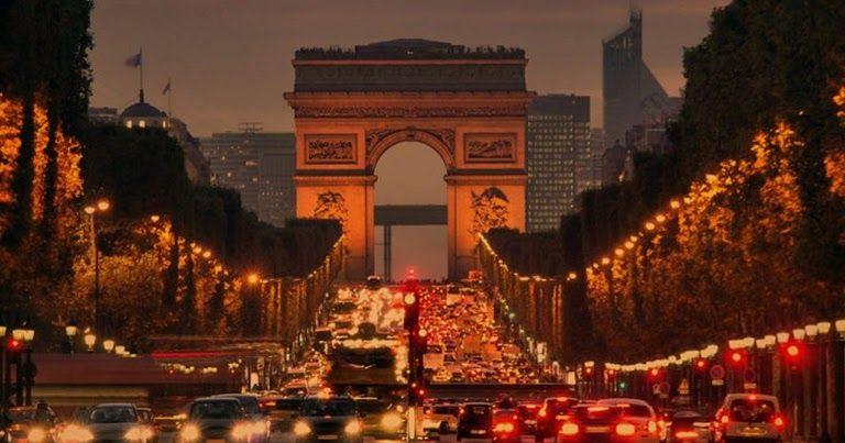 Intercâmbio em Paris #viajar #paris #frança
