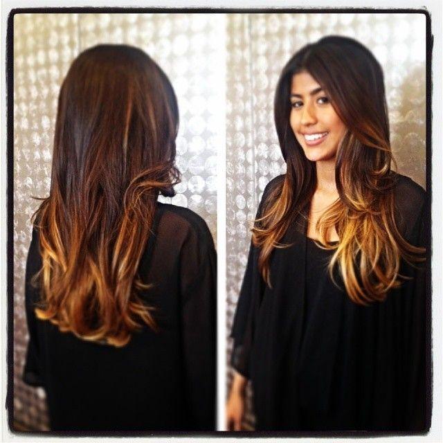 Brightened Up For Summer Photo Credit Gmlisards Reddoorspa Biltmore Long Hair Styles Hair Hair Treatment